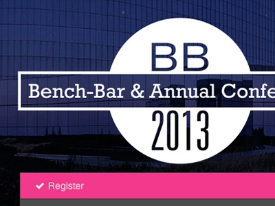 Conference Rebrand bench-bar conference responsive