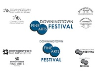 Downingtown Fine Arts Festival Logo
