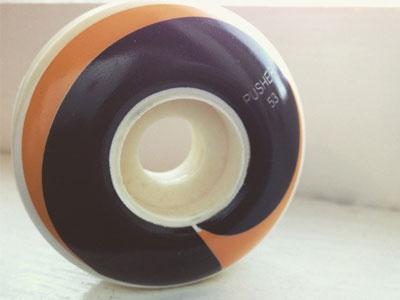 Pusher Wheels skateboarding wheel pusher hardgoods