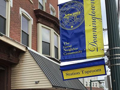 Hometown Banners downingtown pa banners main street
