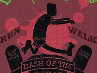 Dash of the Living Dead
