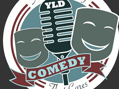 Quick Comedy comedy logo fast