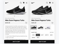 Nike Ecommerce