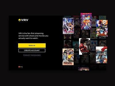 Vrv Offline Not Working