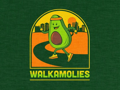 Holy Walkamole!
