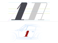Racing Livery Font