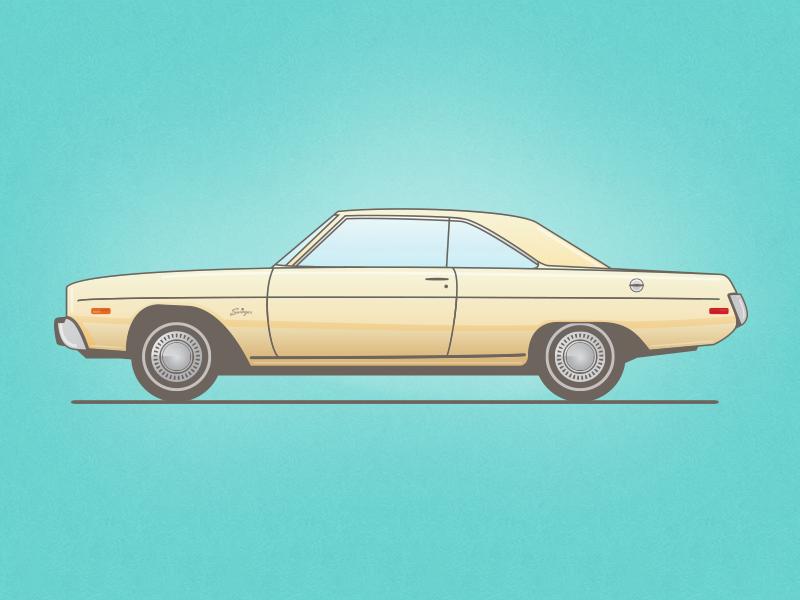Dodge Dart Swinger 1970s 1973 car dodge dart dart dodge automotive auto