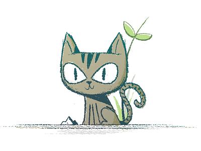 Cat cat drawing photoshop cat illustration