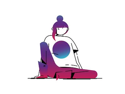 Cool Kids V.2 cool coolkids kids characterdesign illustrator flat illustration