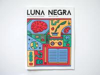Luna Negra Cover