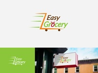 Easy Grocery Logo Design