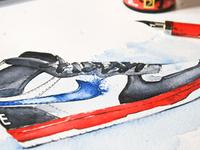 Nike dunk 002