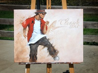 Classik style — Canvas