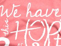 Scripture T-shirt