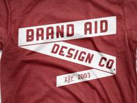 Brand Aid Design Co. T-Shirt Design