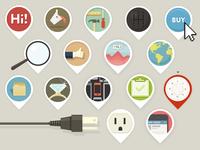Featurelist Badges