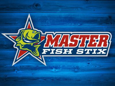 Master Fish Stix logo