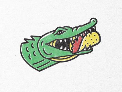 Gator Taco