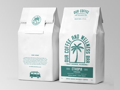 Our Coffee Packaging