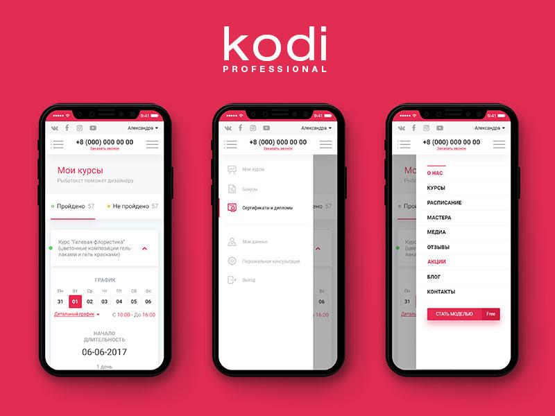 kodi account