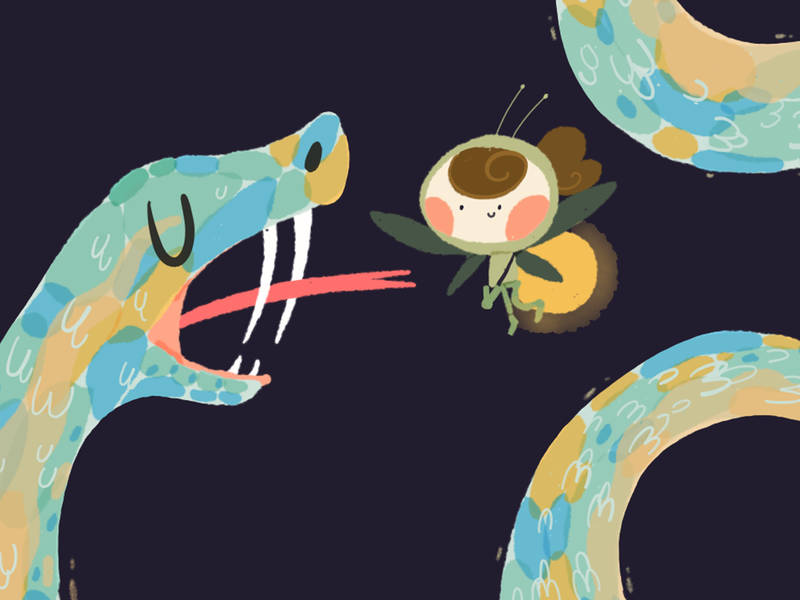 Snakes & Stones sketch love illustration drawing draw design cute comic color cartoon illustration cartoon character cartoon