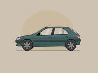 1994 Peugeot 306