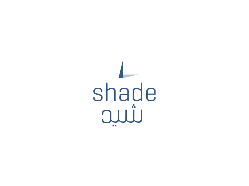 Shade riyadh saudi arabic bilingual navy blue navy blue directions direction export import shade