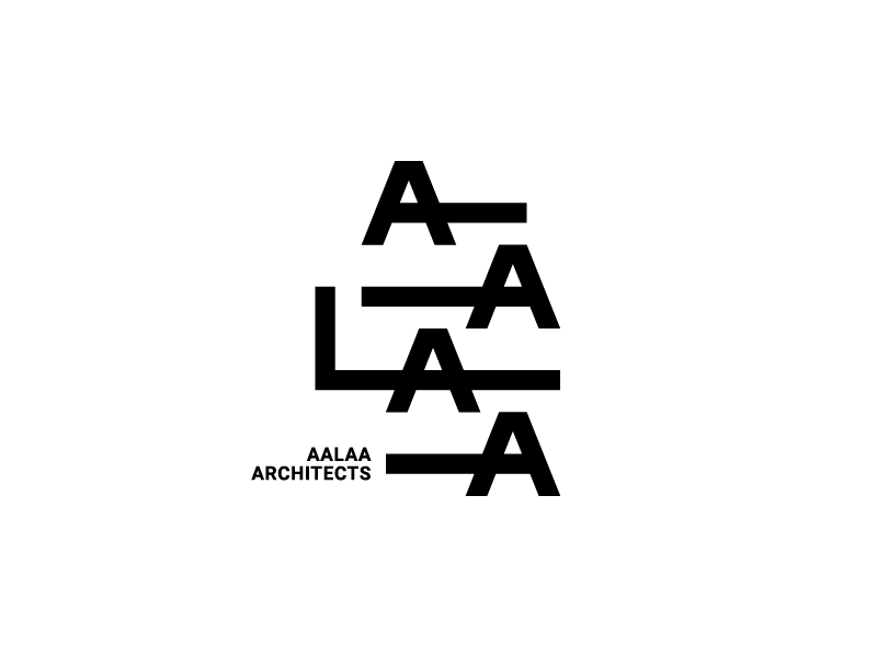 Aalaa Architects saudi riyadh logotype interior architects aalaa