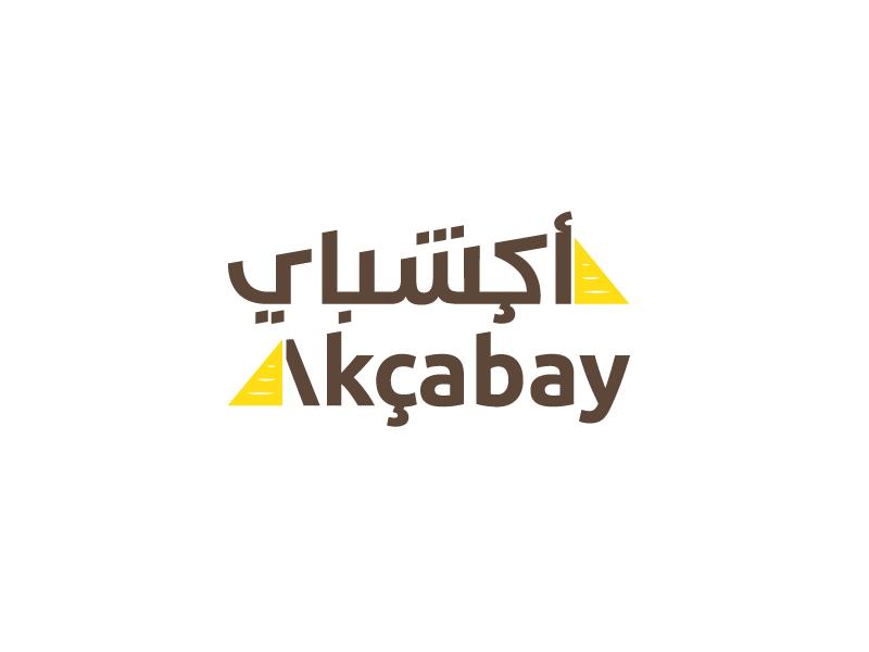 Akcabay logo by yastudio