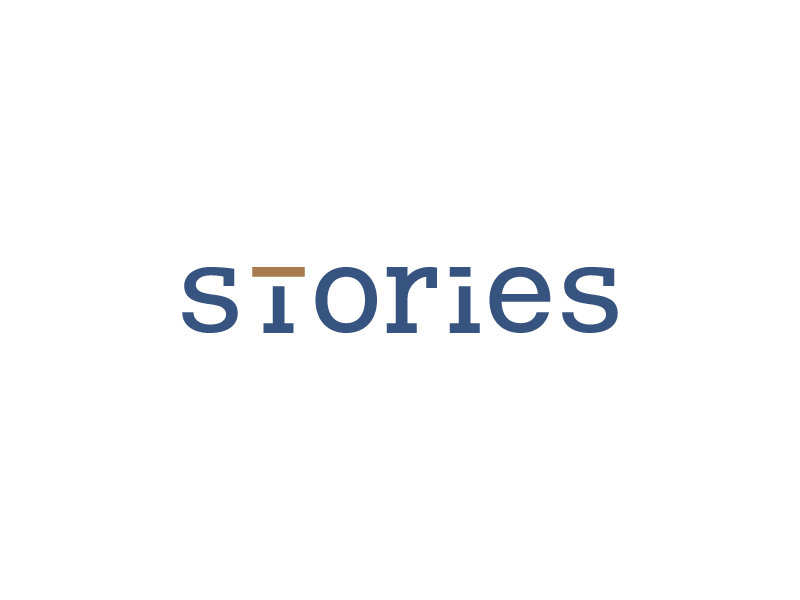 Stories Studio saudi riyadh logotype studio design creative stories
