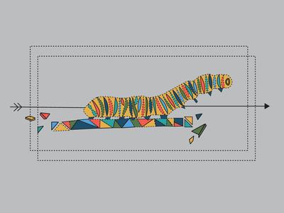 Caterpillar Geometric
