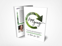 Keep Going - Book cover