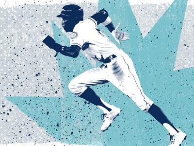 Seattle Mariners - Dee Gordon Flash
