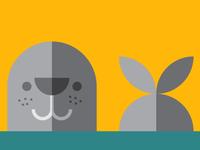 Harbor Seal for the Seattle Aquarium