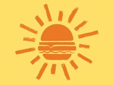 Kidd Valley - Sunshine Burgertime Icon