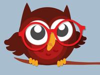 OmniOwl - Mascot