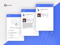Chat widget - Omnize