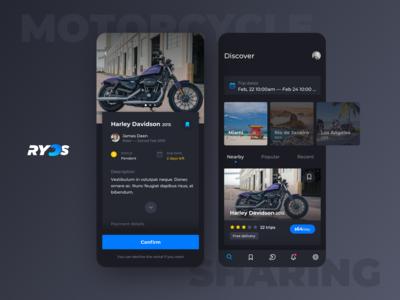 Ryds app