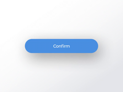 Confirm button animation flat loading bar loader loading submit confirm send prototype microinteraction interaction tap ux experiment motion ui button interface design blue animation