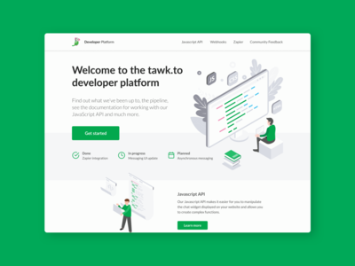 tawk.to Developer Plataform