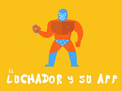El Luchador y su App
