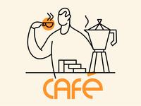 Café de Domingo - Sunday Coffee