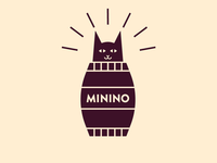 Minino Wine Barrel