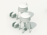 Watertowers