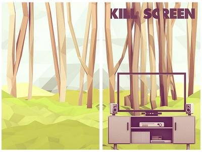 Kill Screen #7 [Cover]