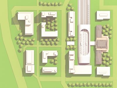 Union Square [Site Plan]