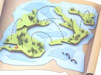 Treasure Map v.2