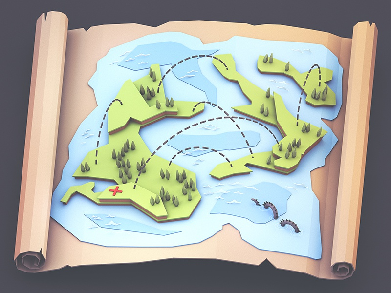 Treasure Map [Final]