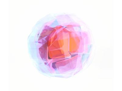 Cellophane Trash Ball