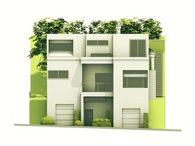 Modern Home [Elevation]
